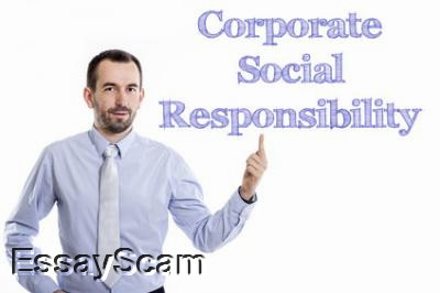 Dissertation proposal corporate social responsibility