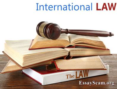 weaknesses of international law essays