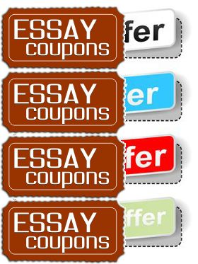 essay writing coupons Pay for essay with us to reach best grades when students are losing hope and desire to write an essay on their own, they start with exploring web services that reused or resold essays onedayessaycom provides works that are done from get a favor from of our special discount coupons.